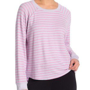 FreePress Raglan Hacci Long Sleeve Sweater NWT